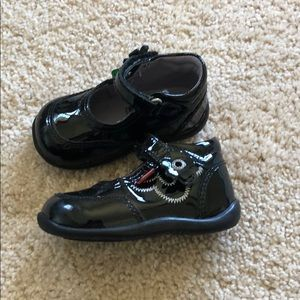 Kickers Infant Boys Pirahi Leather Boots 1-13242 RRP £50